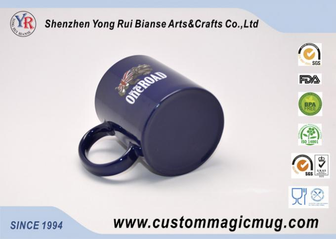 Gift Heat Sensitive Color Changing Mugs That Change Color With Heat