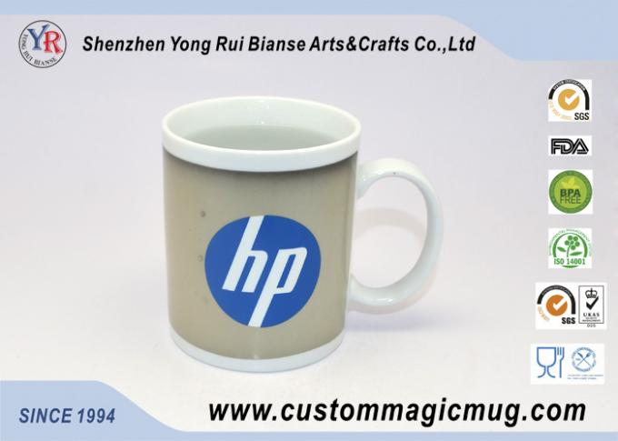 Temperature Sensitive Color Changing Coffee Mug Printing Company Eco-friendly