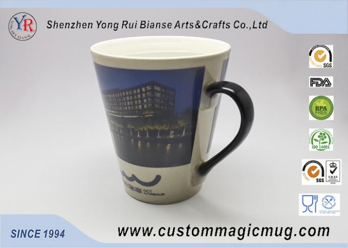 Personalized Kids Mugs Color Changing Ceramic Mug For Promotion Gift