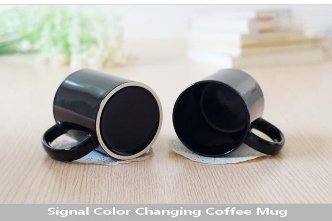 Signal Heat Sensitive Mugs That Change Color Popular Color Changing Coffee Cup