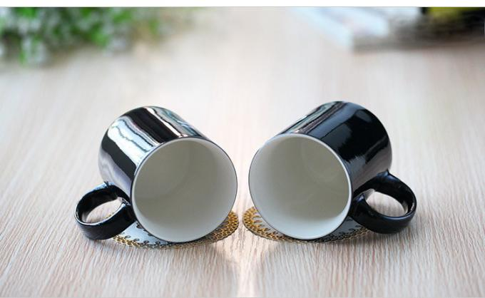 Off / On Magic Heat Activated Coffee Mug Coffee Cup Changes With Heat