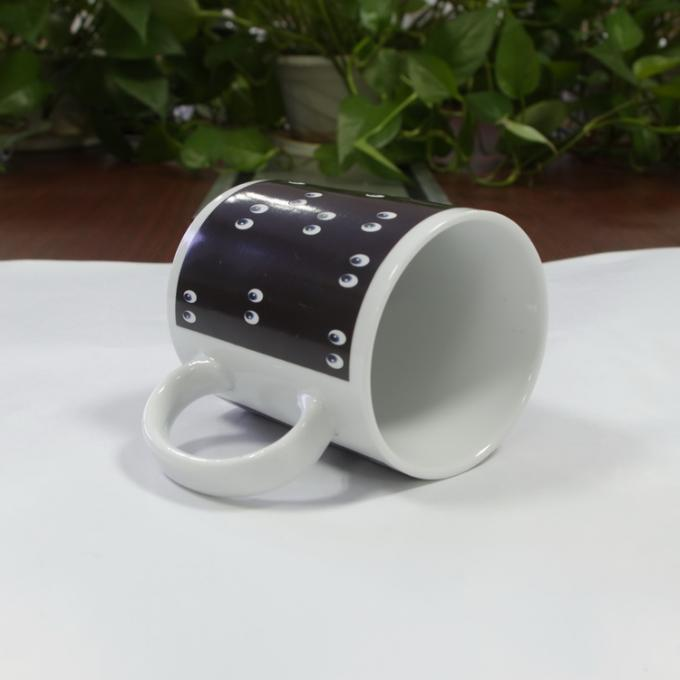 Smiley Face Heat Change Color Changing Coffee Mug Eco Friendly