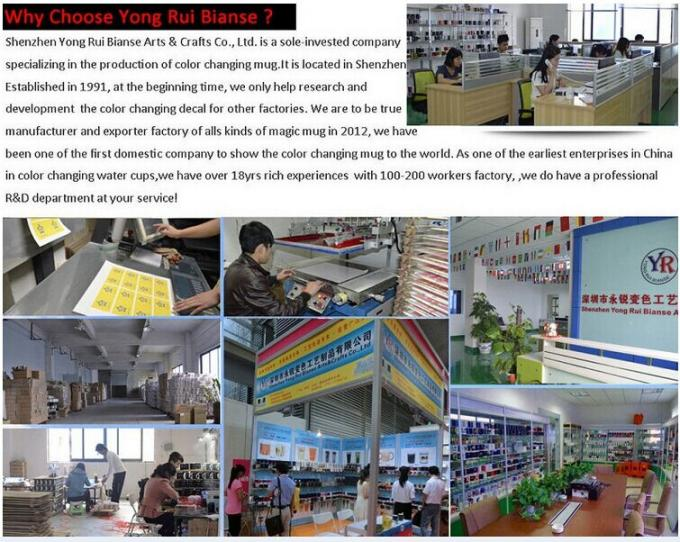 Shenzhen Yong Rui Bianse Arts & Crafts Co., Ltd