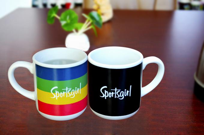 Customized Thermel temperature sensitive coffee mugs Color Changing