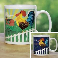China Innovative Color Changing Coffee Mug Color Changing Photo Mug supplier