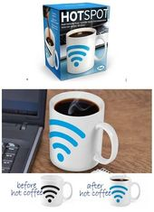 China Wifi Magic Customizable Color Changing Mug Personalized Mugs For Kids supplier