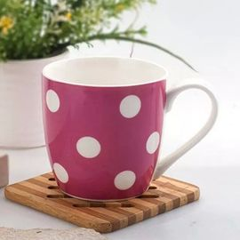 China Small Glazed Personalized Kids Mugs Eco Friendly For Promotional Gift supplier