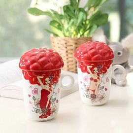 China Fancy temperature sensitive mugs color changing coffee mugs SGS supplier