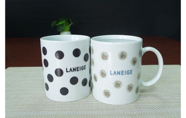 China Heat Sensitive Color Changing Coffee Mugs For Advertising Design supplier