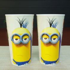 China Temperature Change Personalized Kids Mugs Color Magic Drinking Cup supplier