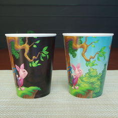 China Cold Color Changing Personalized Kids Mugs Cartoon Printing Design supplier
