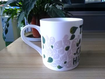 China Ceramic Material Bulk Color Changing Coffee Mug FDA SGS Certification supplier