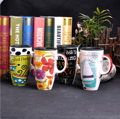 China Innovative product customized Eco Friendly Mugs with plastic lid supplier