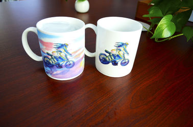 China Innovative customized gifts color changing sublimation mugs , heat sensitive mug personalised supplier