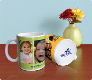 China Popular Christmas Gift Personalized Kids Mugs For Milk Or Coffee supplier