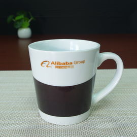 China V shaped insulated eco friendly travel mug partial color changing supplier