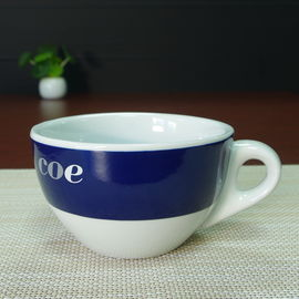 China Color changing mini coffee mug Eco Friendly Mugs for latte , Stocked supplier