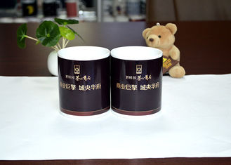 China Professional Unique Customized Color Changing Ceramic Mug Heat Sensitive supplier