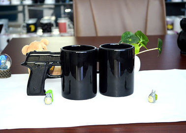 China Eco Friendly Creative Gift Creamic Coffee Cup , Grenades Shape supplier