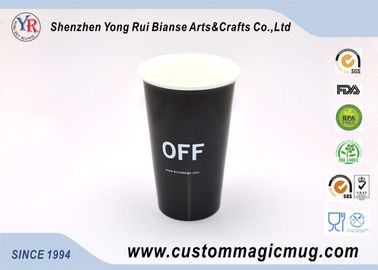 China Starbuck Ceramic Travel Heat Sensitive Color Changing Mugs Custom supplier