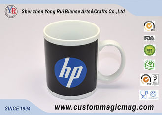 China Temperature Sensitive Color Changing Coffee Mug Printing Company Eco-friendly supplier