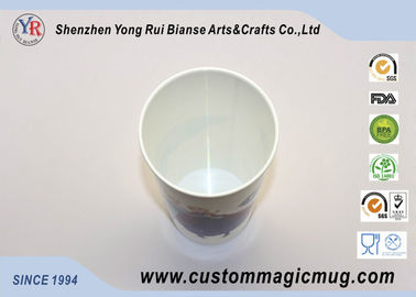 China Large Single Layer PP Plastic Customzied Cartoon Picture Ice Drinking Cup supplier