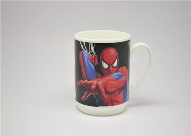 China Kids Heat Sensitive Magic Mug , Novelty Thermochromic Coffee Mug supplier