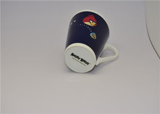 China Large Ceramic Thermochromic Coffee Mugs That Change Color With Heat supplier