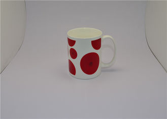 China Thermochromic Color Changing Ceramic Magic Photo Mugs With Photos supplier