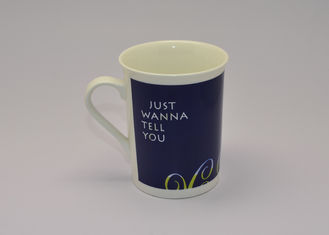 China Milk / Beverage Eco-friendly Mugs That Changing Color With Heat supplier