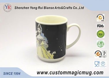 China Thermochromic Coffee Heat Change Mugs Personalized For Business Promotion supplier