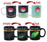 China Printing your photo amazing Color Changing Coffee Mug philippine wedding giveaway factory